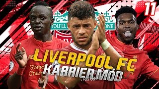 STERLING MEGÉRKEZETT!!! - LIVERPOOL KARRIER #11 (FIFA 18)