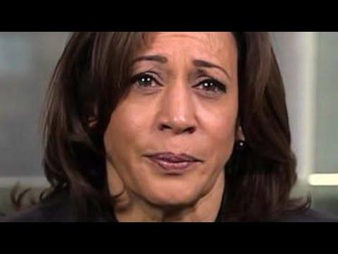 Kamala Harris HATES her Job