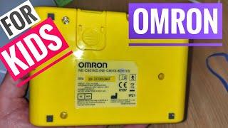 OMRON Compressor Nebulizer NE C801KD for children (Inhalator dla dzieci)