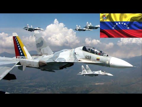 Su - 30 MK2 -- Caça de Superioridade Aérea da Venezuela