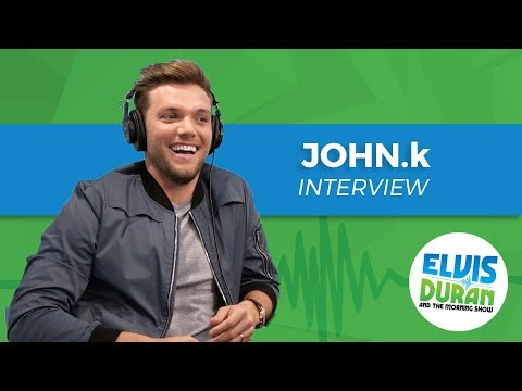 "JOHN.k on Going from Karaoke to a Career and New Song, ""OT"" 