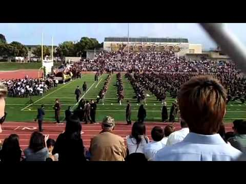 Kevin Yang West High School Torrance Graduation highlights Class of 2012