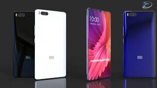 Mi 7 Introduction,with 18 9 Aspect ratio & 97% Screen to Body ratio ,The Xiaomi Flagship  2018