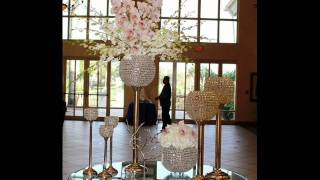 Terra Flowers Miami: Place Card Tables & Signing Tables (2011)