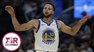 Who will win 2019 NBA MVP? | Rotoworld