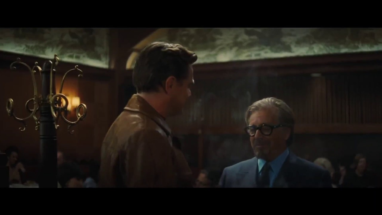 ONCE UPON A TIME IN HOLLYWOOD NEW TRAILER