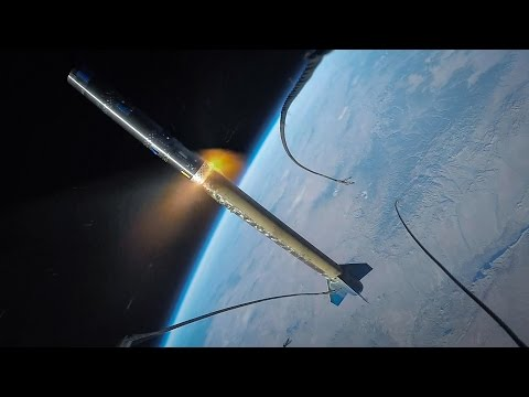 GoPro Awards: On a Rocket Launch to Space Mp3
