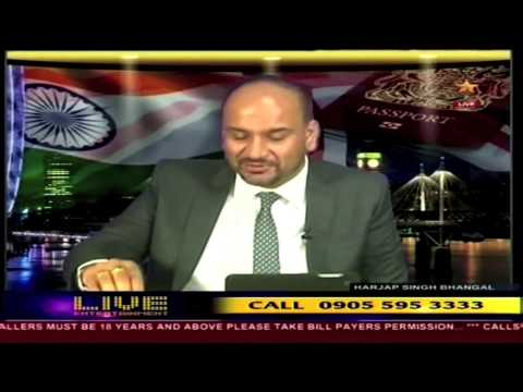 Legal Solutions with Harjap Bhangal 10 07 2015