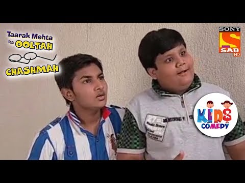 Tapu Sena Jokes Around Iyer | Tapu Sena Special | Taarak Mehta Ka Ooltah Chashmah