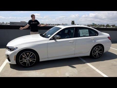 Вот почему BMW M340i - это лучшая новая 3 серия