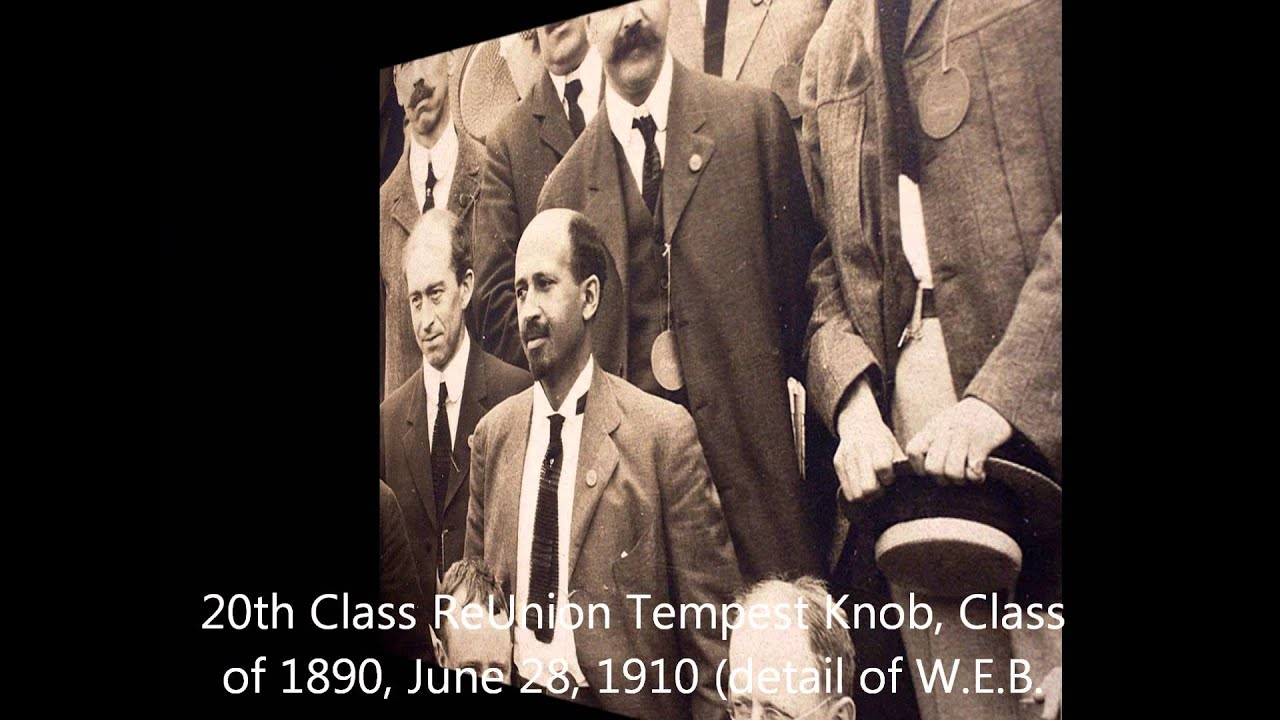 w e b dubois the talented tenth of