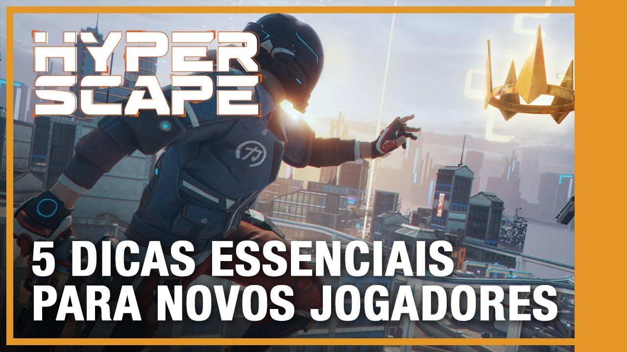 Hyper Scape: 5 Dicas Essenciais para Novos Jogadores