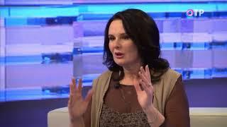 Психолог, тренер личностного роста Ия Пирская на телеканале ОТР