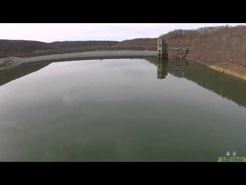 East Branch Dam - Drone Guys
