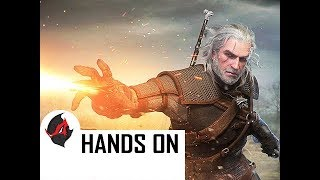 GERALT in Soul Calibur 6 Gameplay Walkthrough (Witcher Crossover)