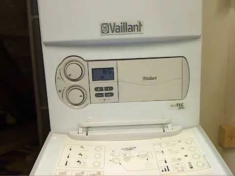 Vaillant ecotec plus 438 droning vibrating noises - YouTube