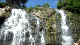 Водопад в Пещерке 1