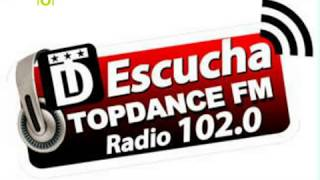 Cuña Peque Páginas en TOP DANCE FM