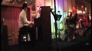 """Someday Sweetheart"" ~ Vanessa Tagliabue Yorke & Dalton Ridenhour @ BixFest 2012 ~ Racine, WI"
