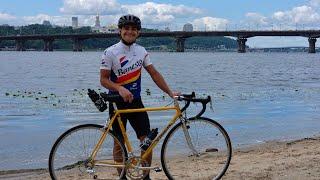 Из Киева в Одессу на велосипеде. Реально ли проехать 470 км. за день?