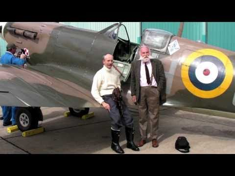 70th Battle of Britain anniversary - Fly with a Spitfire experience - Action Stations! A4A Ltd