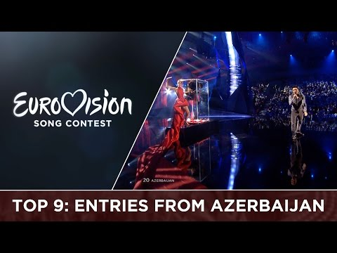 Top 9: Entries from Azerbaijan