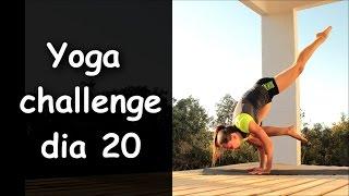 Yoga - Día 20: Intensa vinyasa para avanzados - Advanced Vinyasa Yoga