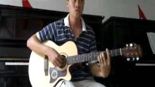 Cây đàn guitar của lootka - Trần Anh Tuấn in Thái Nguyên.mpg
