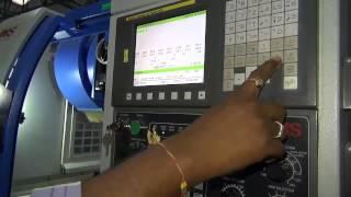 CNC Milling Operation Process in English by Centurion University, Odisha