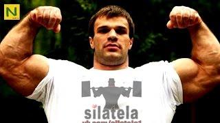 腕相撲最強!シプレンコフ 豪腕トレーニング | Denis Cyplenkov monster Arm Curl