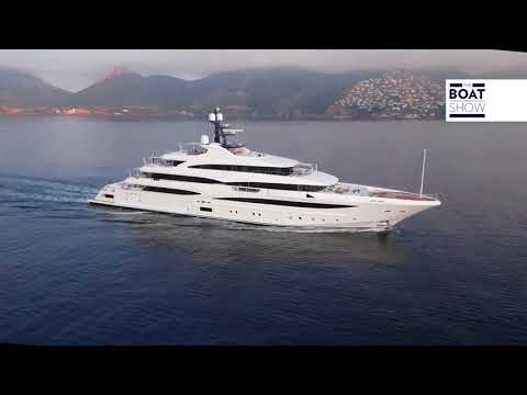 Luxury Superyacht - CRN 74m M/Y Cloud 9  - Boat Show TV Review