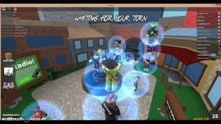 (Roblox Adventure ) murder mystery wate a twist