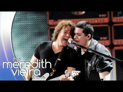 Valerie Bertinelli On Son With Eddie Van Halen  The Meredith Vieira