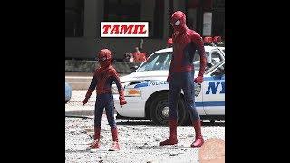 THE AMAZING SPIDER MAN 2 LAST AMAZING SCENE !!! TAMIL