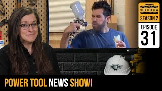 [TOOL NEWS] Recip vs Band Saws and BEST Cordless Router for 2019! (s2 e31)