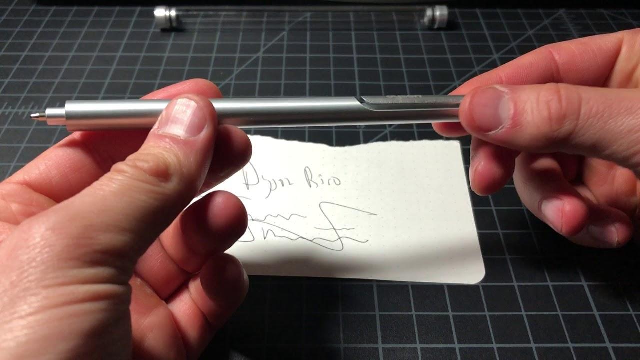 Dyson Biro Review - Rare Pen from Dyson (The Vacuum Company)