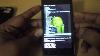 How to install lollipop rom on Xolo A500s