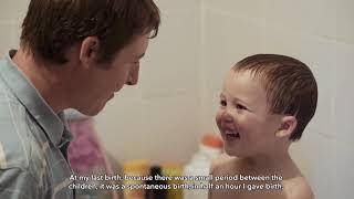Moldovan Father Overturns Gender Stereotypes