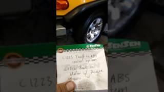 c1223 code on a toyota fj cruiser Mp4 HD Video WapWon