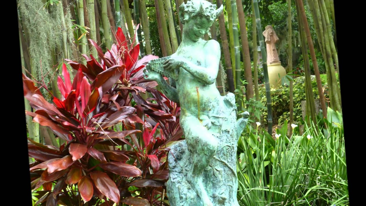 albin polasek museum u0026 sculpture gardens youtube