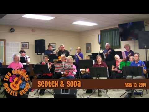 """Scotch and Soda"" Two Harbors Ukulele Group 