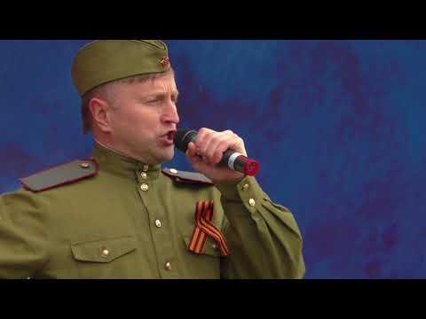 Данис Хузин - День Победы (9 мая 2018 Пермь)