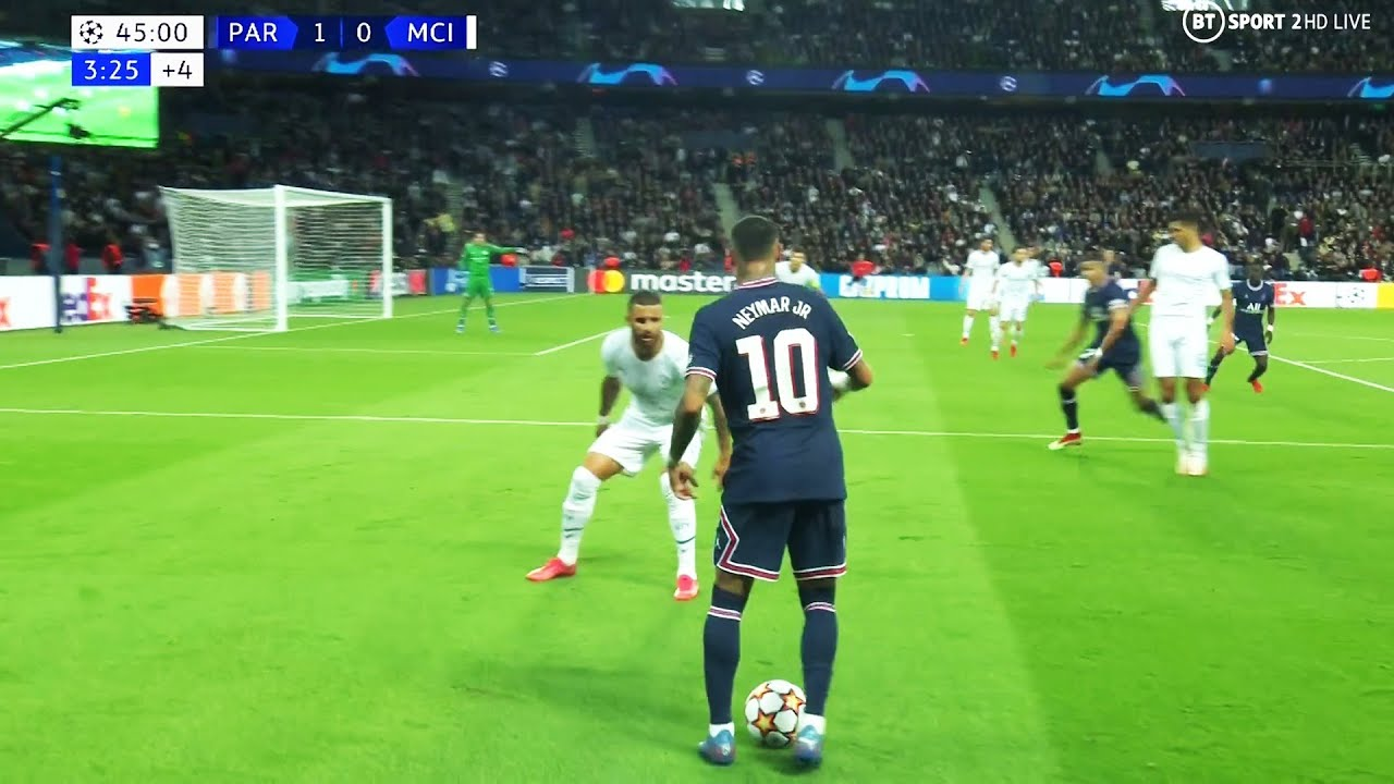 Download Neymar vs Manchester City English Commentary   HD 1080i (28092021)