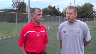TERRACE NATION with Steve Willits - Offensive Coordinator Mike Yalowicki