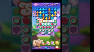 Candy Crush Friends Saga Level 405 NO BOOSTERS - A S GAMING