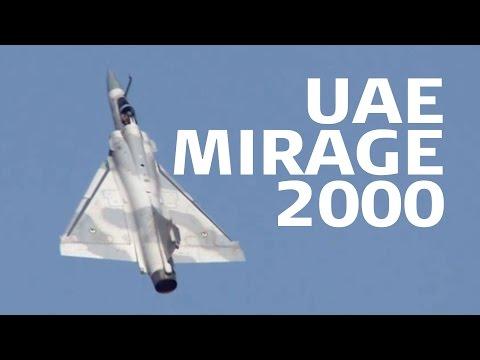 UAE Air Force Mirage 2000 Al Ain