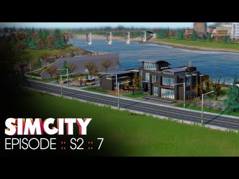 SimCity :: S2 :: Episode 7 :: Luxury beach homes