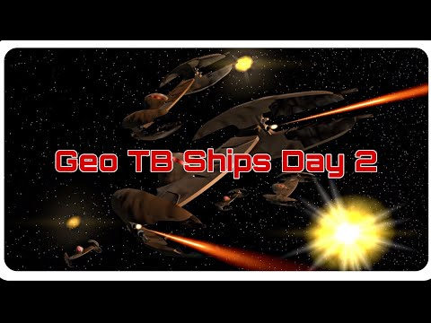 Swgoh | Geo TB Day 2 Ships - Clear BOTH Missions