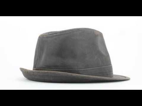 ff1250c812722 chapeau trilby odessa stetson - YouTube
