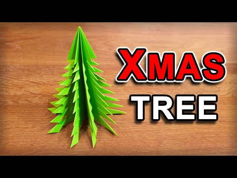 how-to-make-a-3d-paper-christmas-tree
